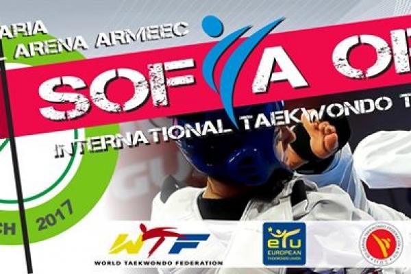 4th Sofia Open 2017 G1 International Taekwondo Tournament