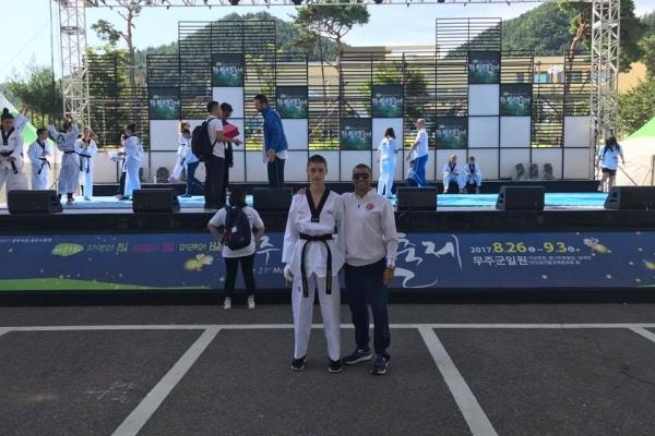 Global Taekwondo Demonstration Festival 2017 с участието на Теодор Здравков
