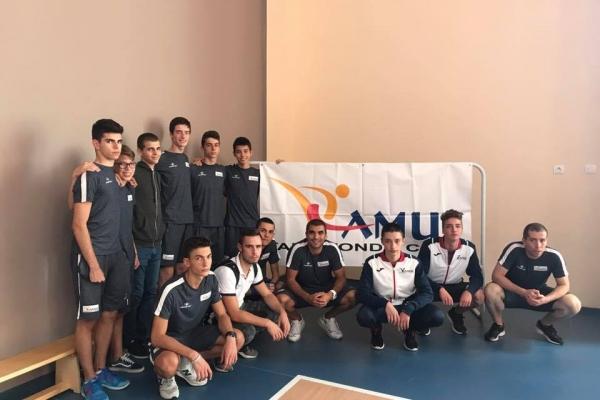 Тотална доминация на ТК РАМУС на квалификациите за Европейско първенство 2017