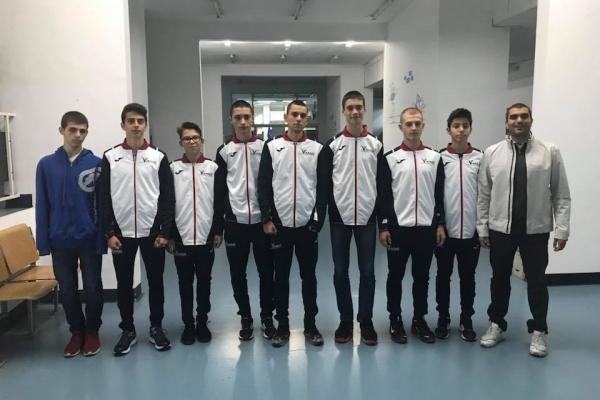 11 шампиони от ТК Рамус взеха участие в Съдийския семинар, дисциплината спаринг