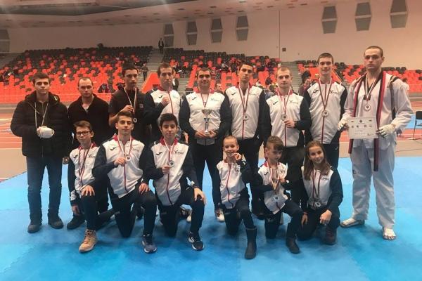 Второ място отборно за състезателите на ТК РАМУС на Херея Оупън